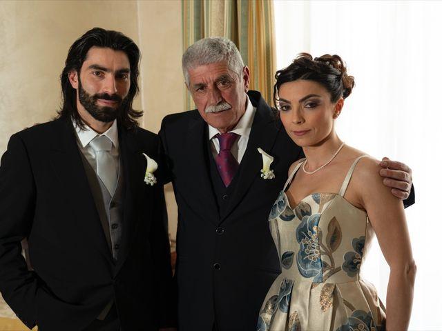 Il matrimonio di Arsenio e Giovanna a Polla, Salerno 68