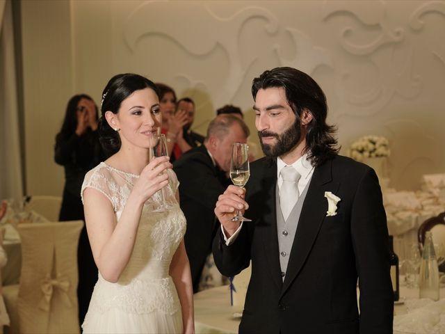 Il matrimonio di Arsenio e Giovanna a Polla, Salerno 69