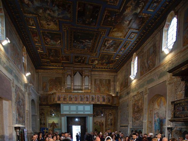 Il matrimonio di Arsenio e Giovanna a Polla, Salerno 74