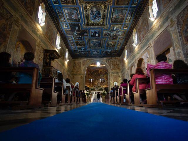 Il matrimonio di Arsenio e Giovanna a Polla, Salerno 77