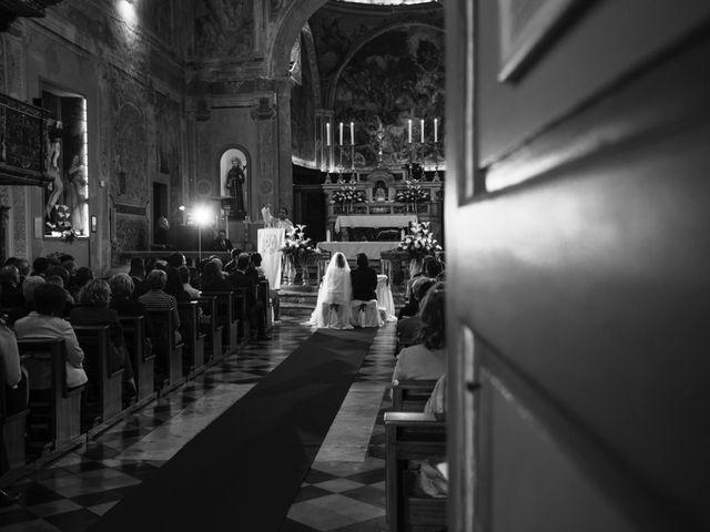 Il matrimonio di Arsenio e Giovanna a Polla, Salerno 78