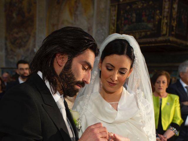 Il matrimonio di Arsenio e Giovanna a Polla, Salerno 80