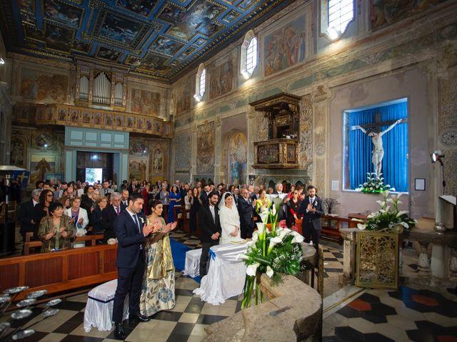 Il matrimonio di Arsenio e Giovanna a Polla, Salerno 82