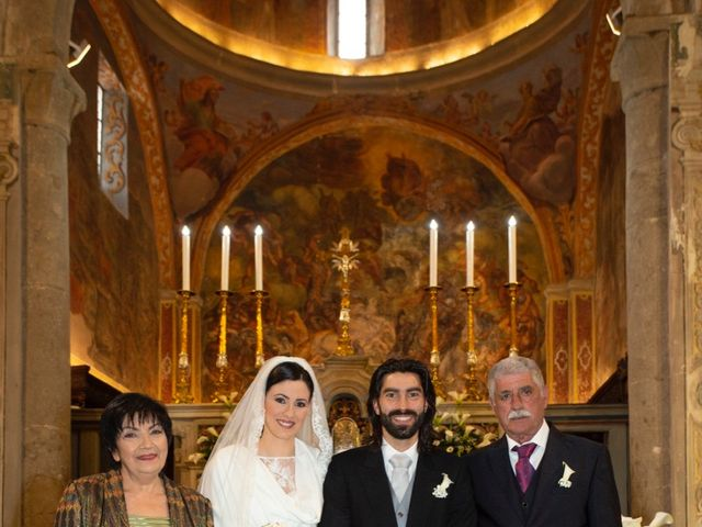 Il matrimonio di Arsenio e Giovanna a Polla, Salerno 83