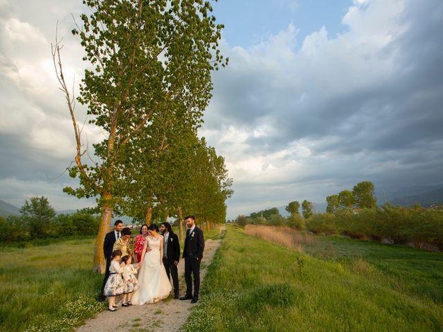 Il matrimonio di Arsenio e Giovanna a Polla, Salerno 89