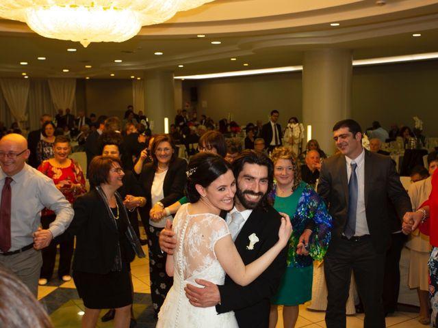 Il matrimonio di Arsenio e Giovanna a Polla, Salerno 92