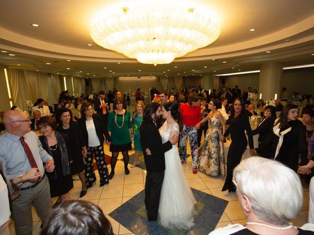 Il matrimonio di Arsenio e Giovanna a Polla, Salerno 99