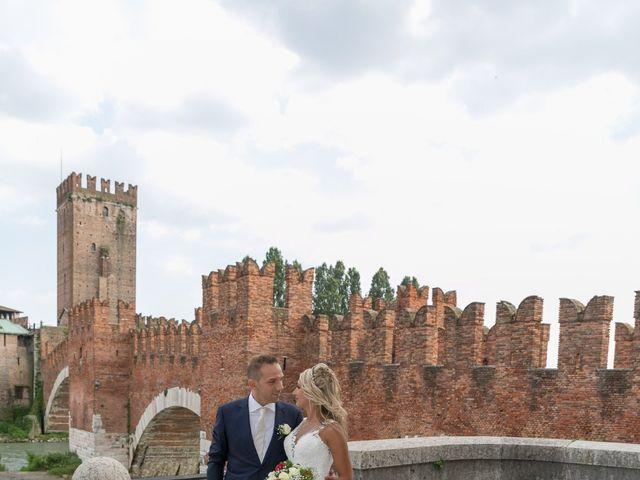 Il matrimonio di Marco e Monica a Verona, Verona 14