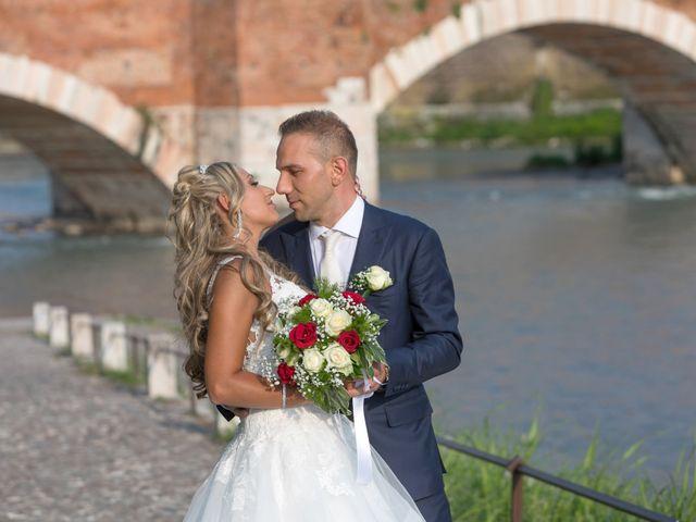 Il matrimonio di Marco e Monica a Verona, Verona 16