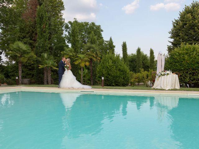 Il matrimonio di Marco e Monica a Verona, Verona 20
