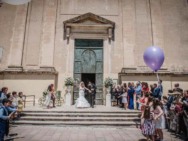 Il matrimonio di Cosimo e Luigina a San Pancrazio Salentino, Brindisi 10