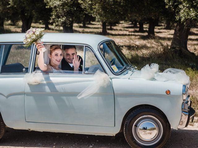 Il matrimonio di Cosimo e Luigina a San Pancrazio Salentino, Brindisi 12