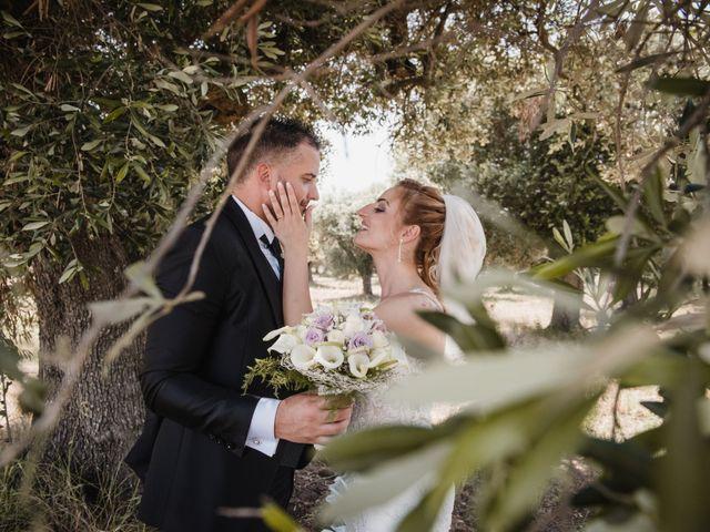 Il matrimonio di Cosimo e Luigina a San Pancrazio Salentino, Brindisi 13