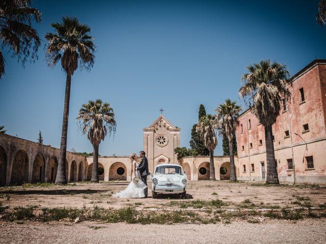 Il matrimonio di Cosimo e Luigina a San Pancrazio Salentino, Brindisi 21