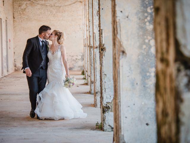 Il matrimonio di Cosimo e Luigina a San Pancrazio Salentino, Brindisi 23