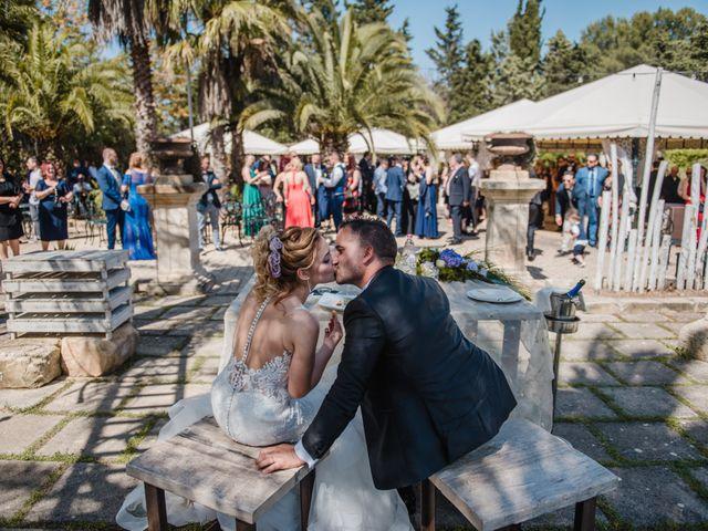 Il matrimonio di Cosimo e Luigina a San Pancrazio Salentino, Brindisi 24