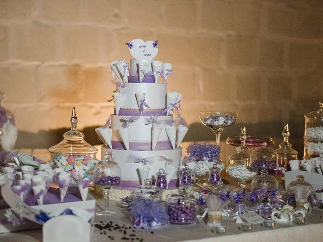 Il matrimonio di Cosimo e Luigina a San Pancrazio Salentino, Brindisi 32