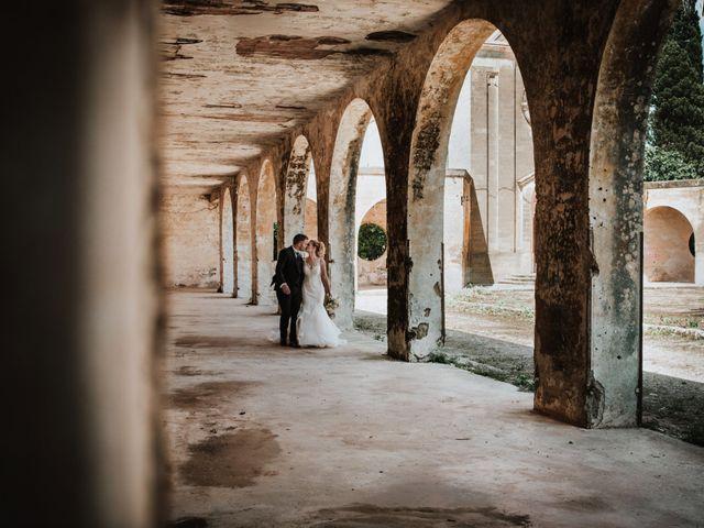 Il matrimonio di Cosimo e Luigina a San Pancrazio Salentino, Brindisi 20