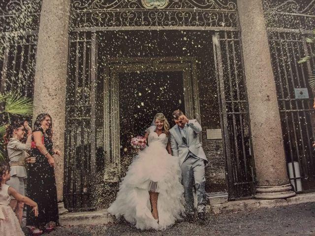 Il matrimonio di Vanessa  e Andrea  a Roma, Roma 1