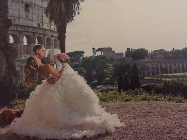 Il matrimonio di Vanessa  e Andrea  a Roma, Roma 4
