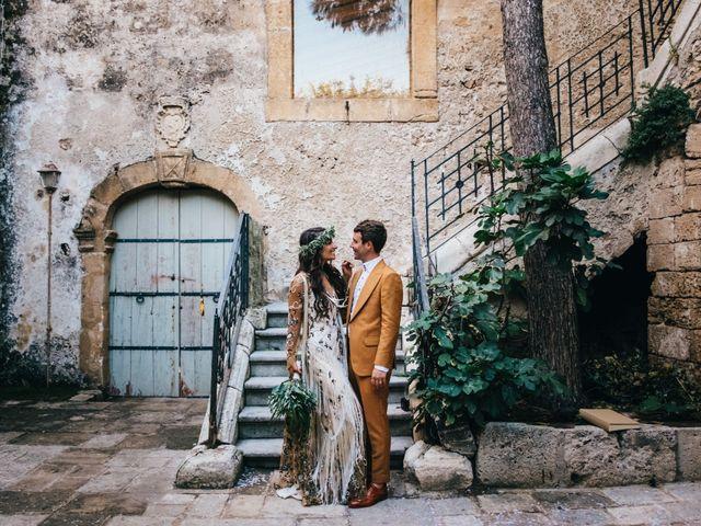 Il matrimonio di Max e Lindsay a Siracusa, Siracusa 1