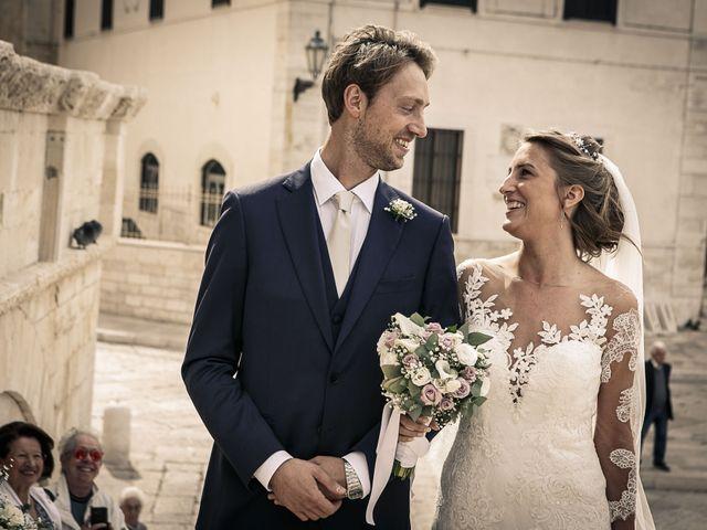 Il matrimonio di Paolo e Malwina a Trani, Bari 23