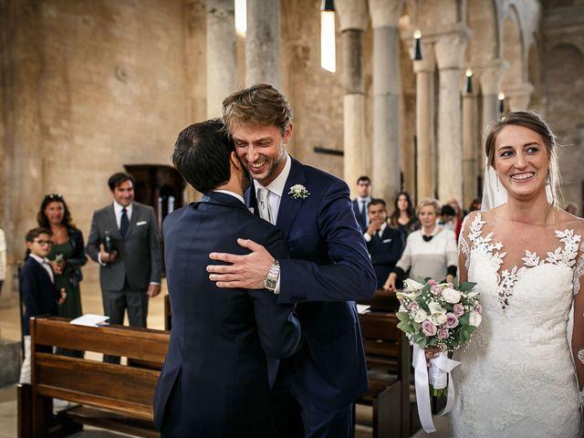 Il matrimonio di Paolo e Malwina a Trani, Bari 27