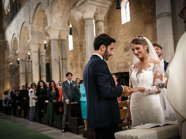 Il matrimonio di Paolo e Malwina a Trani, Bari 35