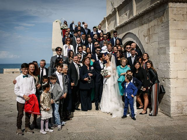Il matrimonio di Paolo e Malwina a Trani, Bari 42
