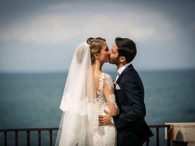 Il matrimonio di Paolo e Malwina a Trani, Bari 44