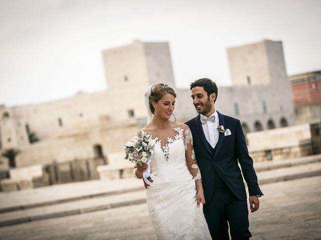 Il matrimonio di Paolo e Malwina a Trani, Bari 46