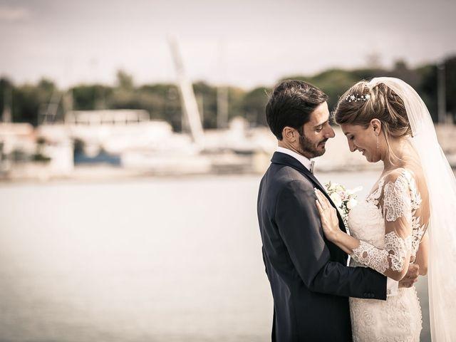 Il matrimonio di Paolo e Malwina a Trani, Bari 48