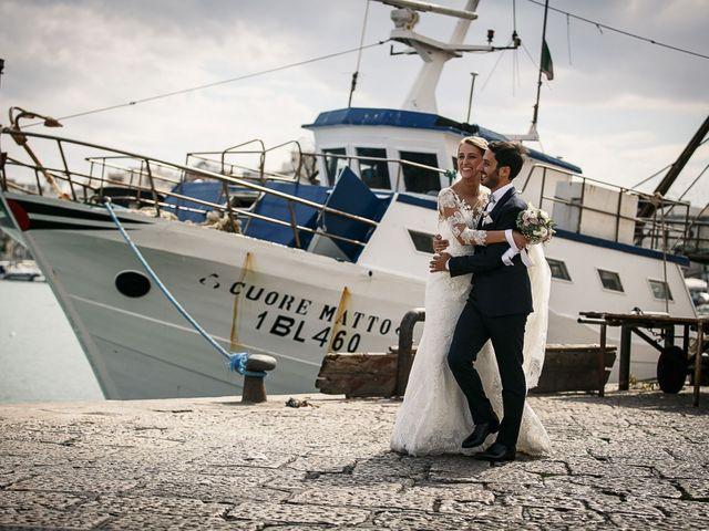 Il matrimonio di Paolo e Malwina a Trani, Bari 49