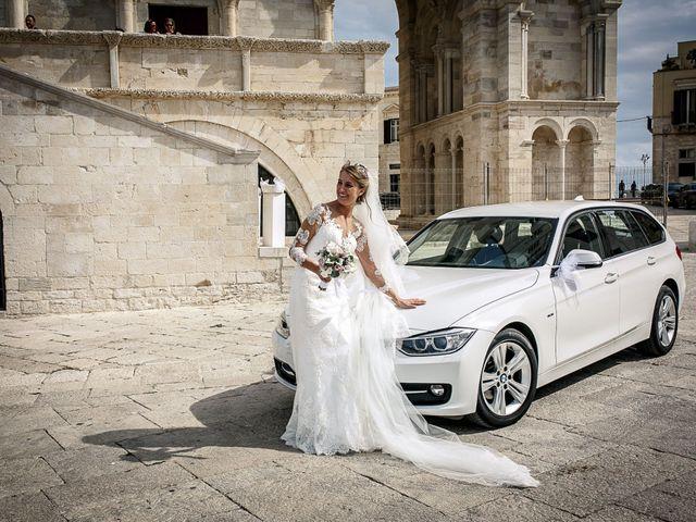Il matrimonio di Paolo e Malwina a Trani, Bari 51