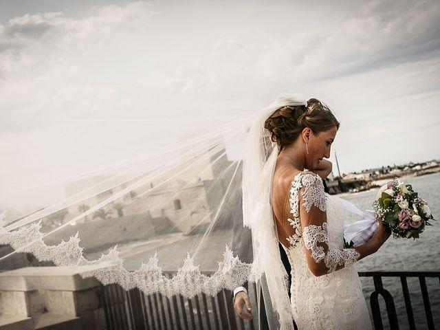 Il matrimonio di Paolo e Malwina a Trani, Bari 52