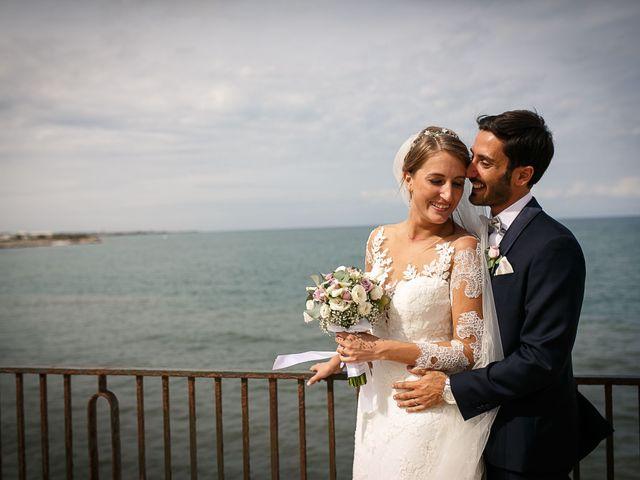 Il matrimonio di Paolo e Malwina a Trani, Bari 53