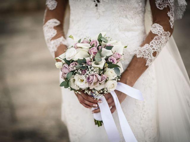 Il matrimonio di Paolo e Malwina a Trani, Bari 1