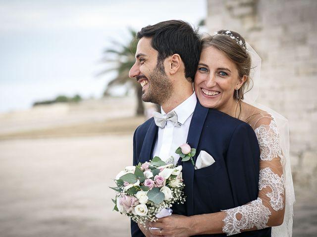 Il matrimonio di Paolo e Malwina a Trani, Bari 54