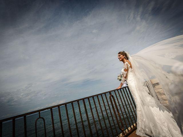 Il matrimonio di Paolo e Malwina a Trani, Bari 55