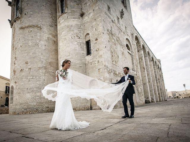 Il matrimonio di Paolo e Malwina a Trani, Bari 56