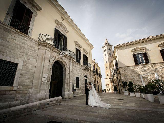 Il matrimonio di Paolo e Malwina a Trani, Bari 58