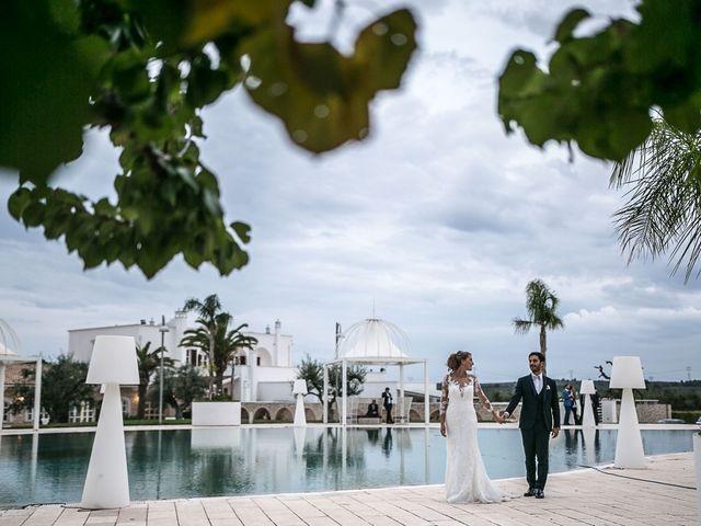 Il matrimonio di Paolo e Malwina a Trani, Bari 59