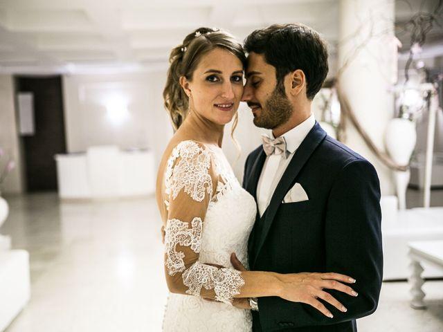 Il matrimonio di Paolo e Malwina a Trani, Bari 63
