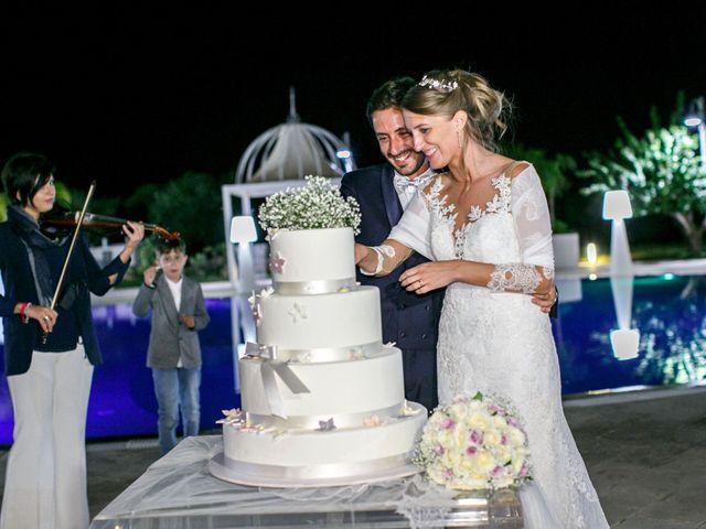 Il matrimonio di Paolo e Malwina a Trani, Bari 64