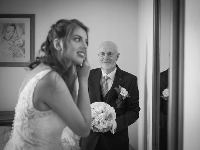 Il matrimonio di Federico e Silvia a Curno, Bergamo 9