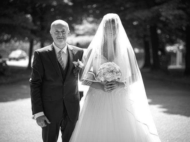 Il matrimonio di Federico e Silvia a Curno, Bergamo 14