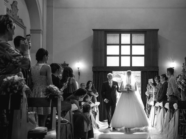 Il matrimonio di Federico e Silvia a Curno, Bergamo 16