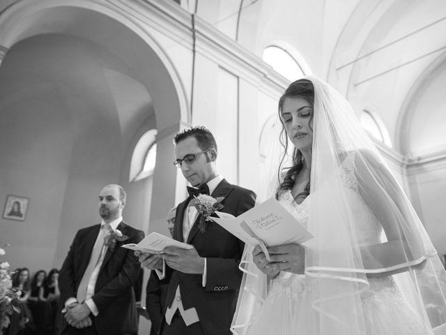 Il matrimonio di Federico e Silvia a Curno, Bergamo 17