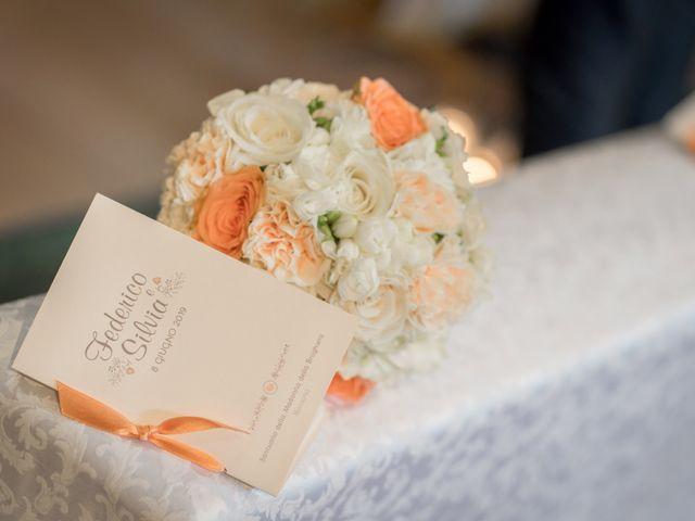Il matrimonio di Federico e Silvia a Curno, Bergamo 20