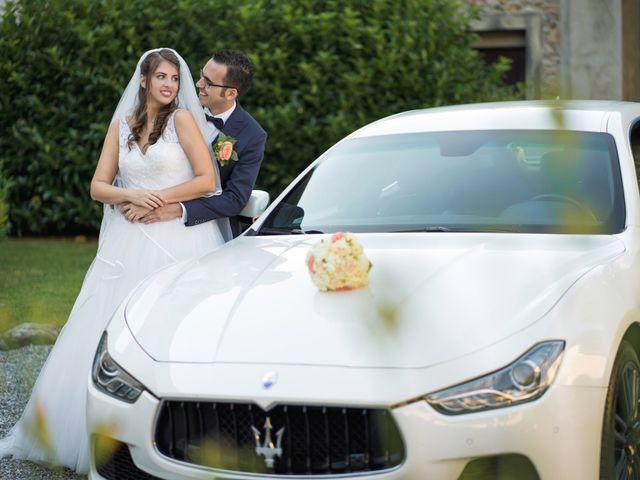 Il matrimonio di Federico e Silvia a Curno, Bergamo 22